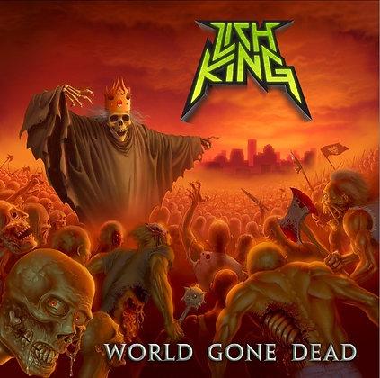 World Gone Dead - CD