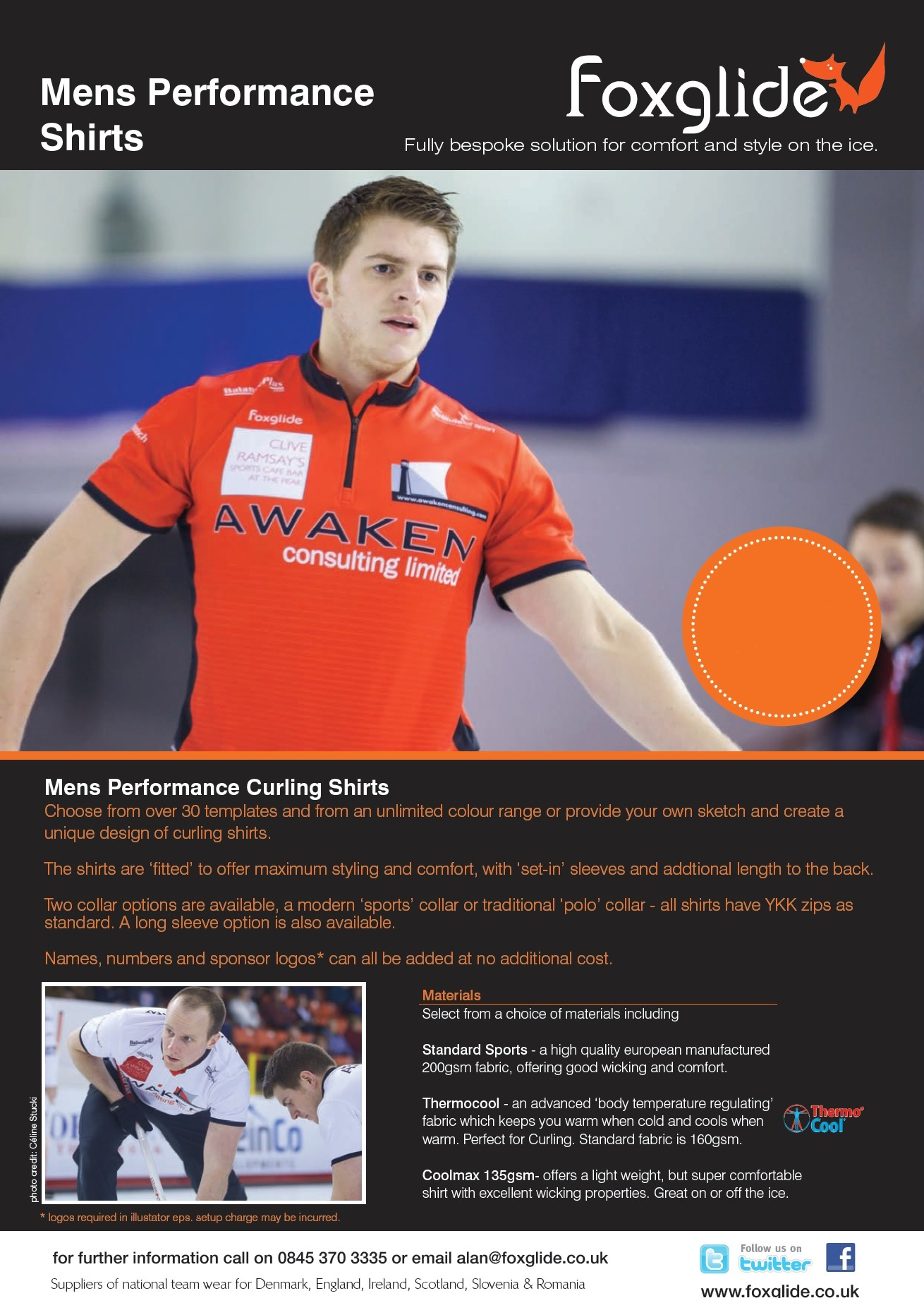 Mens Performance Shirt