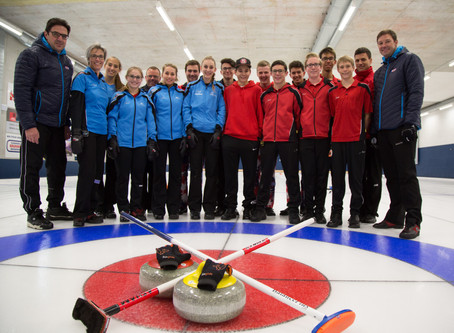 1. HP Curling Talent Week
