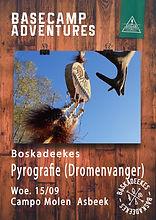 Boskadeekes Pyrografie Dromenvanger 15-9