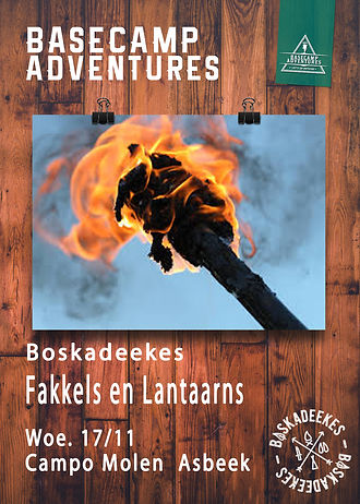 Boskadeekes Fakkels en Lantaarns 17-11.j