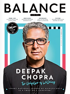 Balance Mag Sept Cover - morning rituals