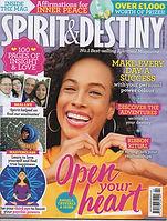 Spirit & Destiny - Open Your Heart cover