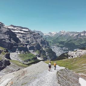 Eiger Walk, Switzerland