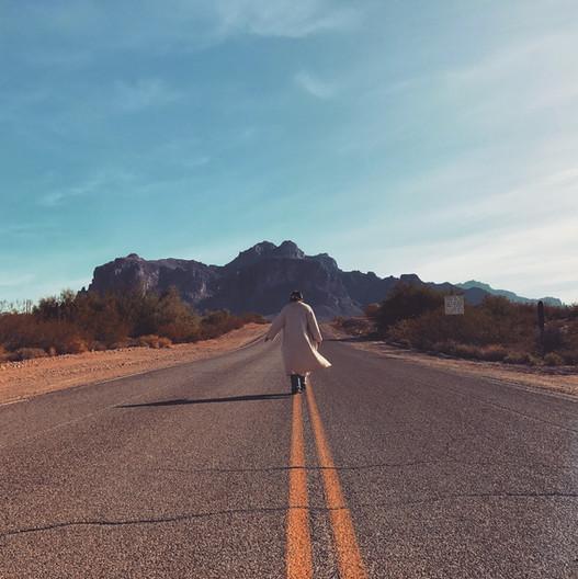 Superstition Mt., Arizona