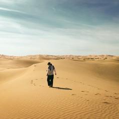 Imperial Sand Dunes, California