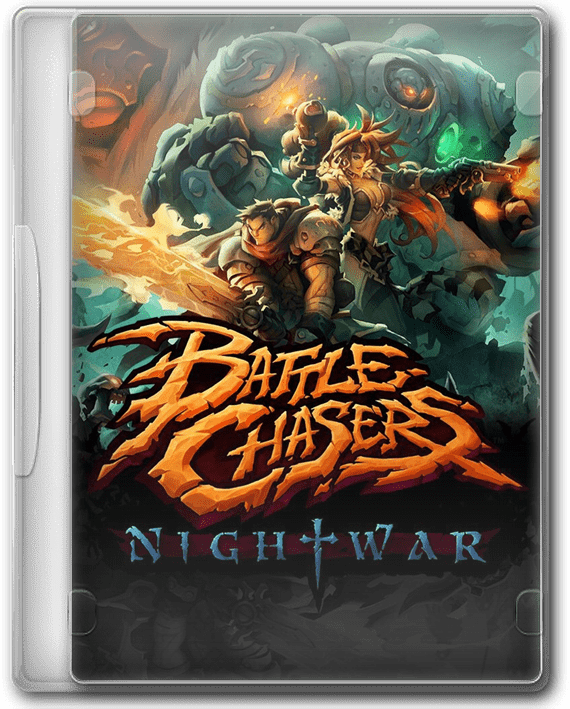 Battle Chasers Nighttwar