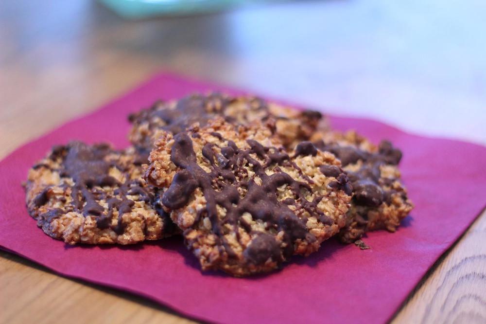 Rezept Hafercookie