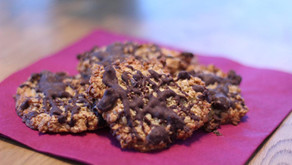 Mmmmm….Rezept für leckere Hafercookies