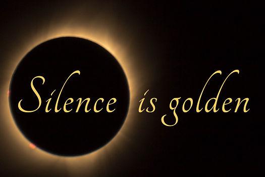 SILENCE STILLE GOLD
