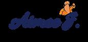 Aimee J - Logo with Butterfly - CMYK_Mai