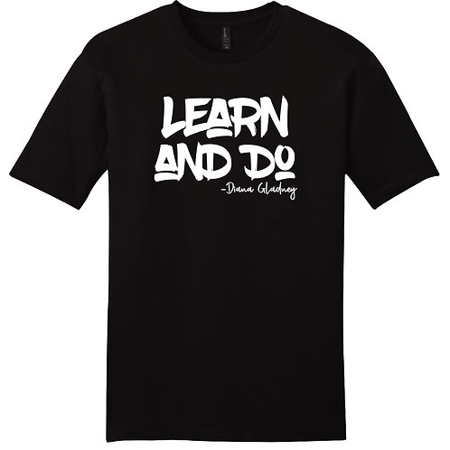 Learn And Do - Black