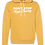 Thumbnail: Don't Stop Keep Chasing  Fleece Pullover Hoodie