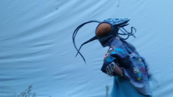 Mantis Mask
