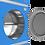 Thumbnail: IMESA ES23 сушильный барабан (загрузка 23 кг)