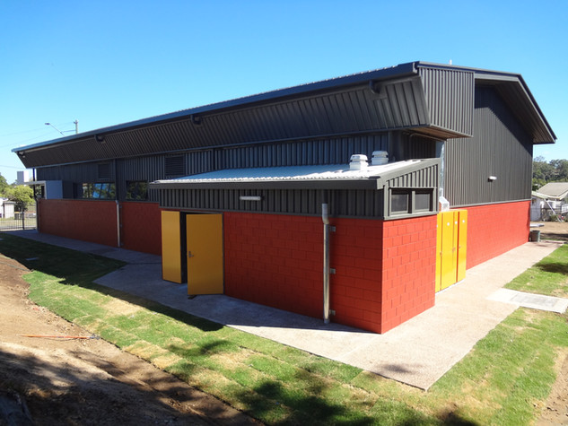 Warwick Cluster Trade Training Centre