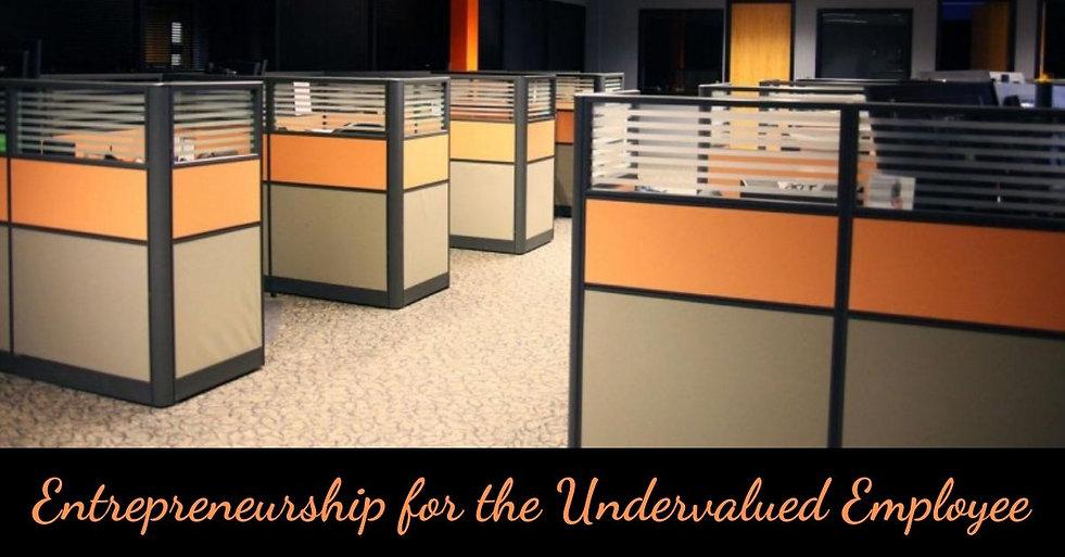 Entrepreneurship for the Undervalued Emp