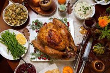 $5 pre-Thanksgiving Buffet