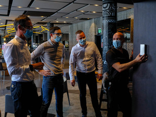ARVE Swiss Air Quality System launches in collaboration with Novotel Expo Bern