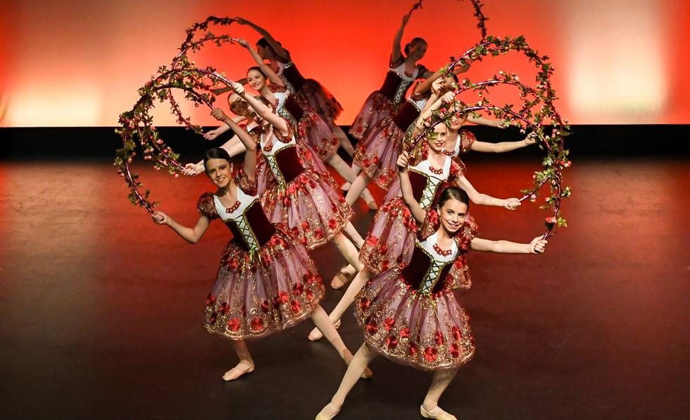 Grade 2 Ballet 2016