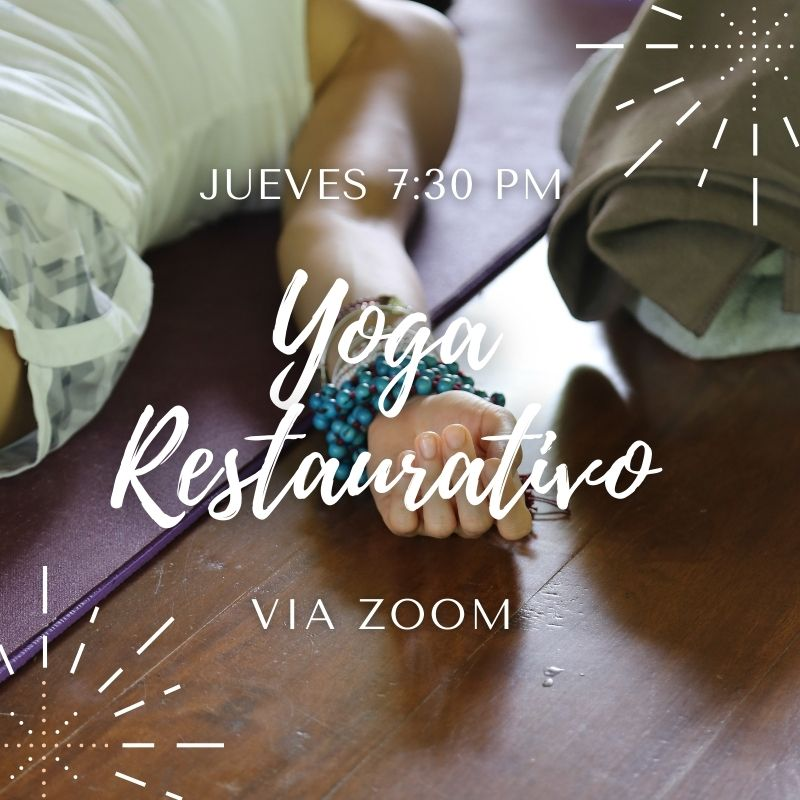 Jueves 7:30 pm