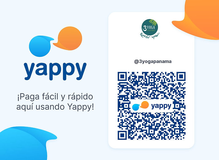 3 Yoga Panama Yappy