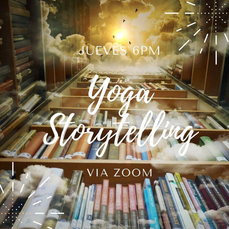 YOGA STORYTELLING