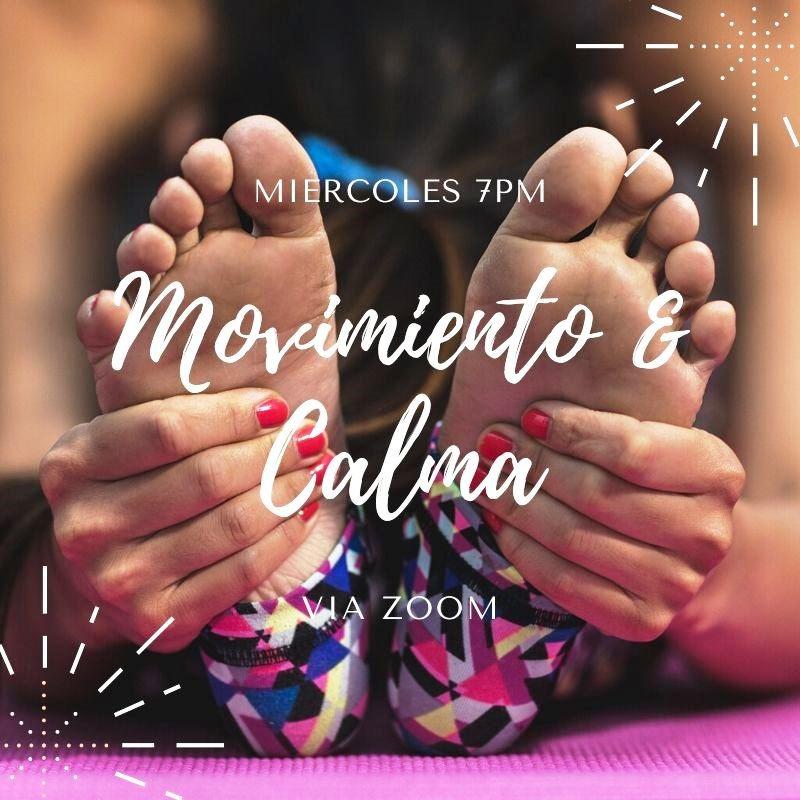MOVIMIENTO & CALMA