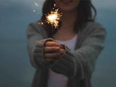Dos historias y las metas de año nuevo