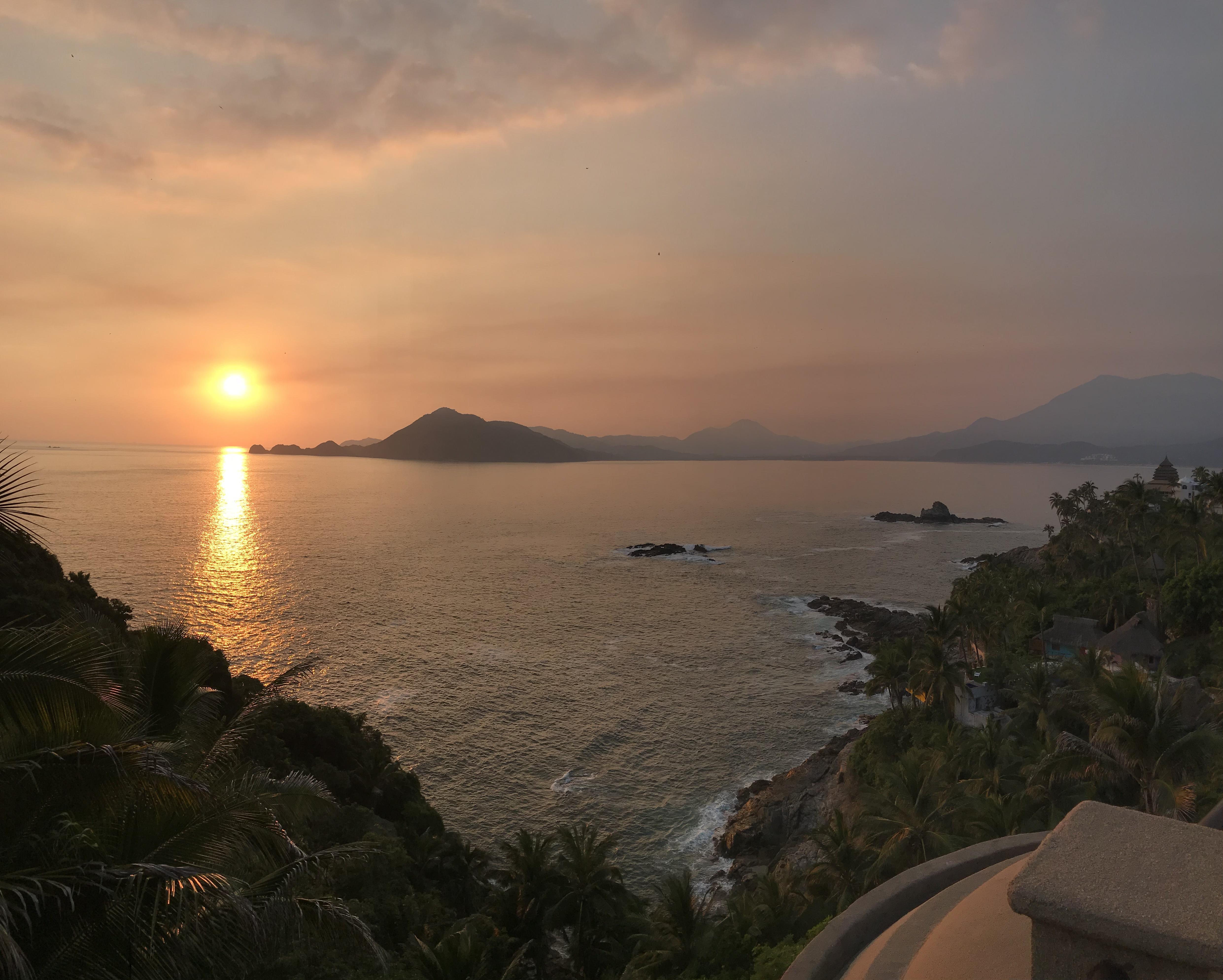 View from Castillo Del Mar