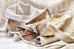 Charvet Leine-Taschen