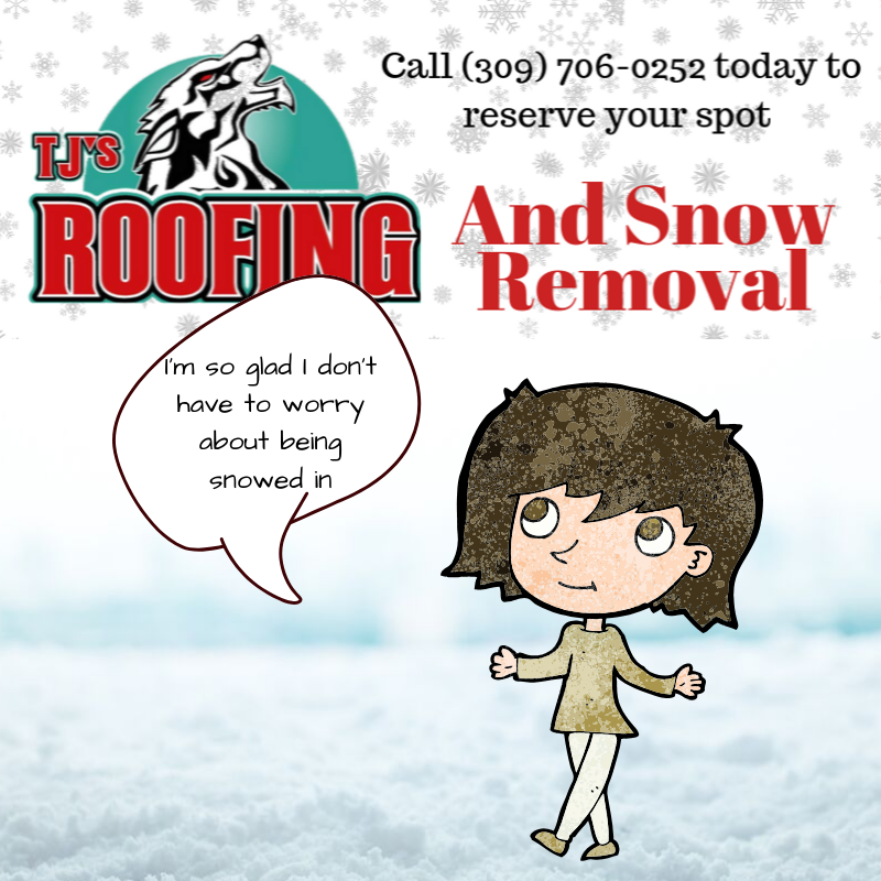 TJ's Roofing