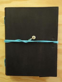 Notizbuch Leder (Rind) Nr.6