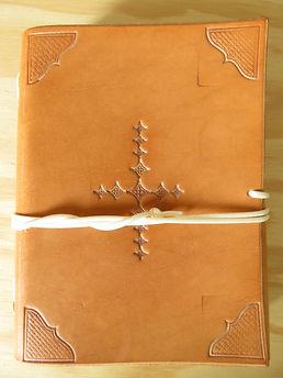 Notizbuch Leder (Rind) Nr.11