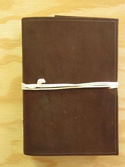 Notizbuch Leder (Rind) Nr.4