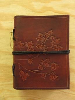 Notizbuch Leder (Rind) Nr.5