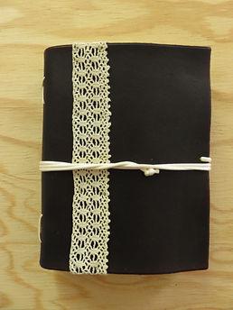 Notizbuch Leder (Rind) Nr.2