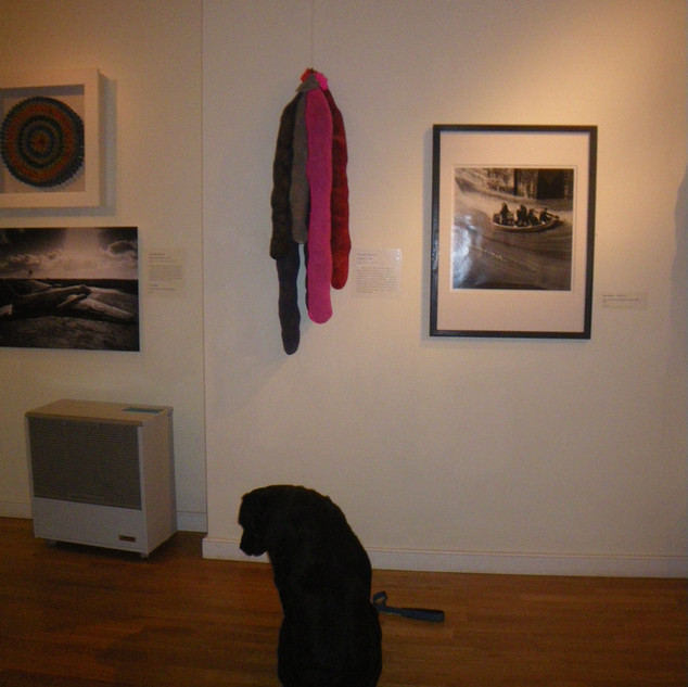 Shown later at Falmouth Art Gallery during the Wreck and Ruin exhibition