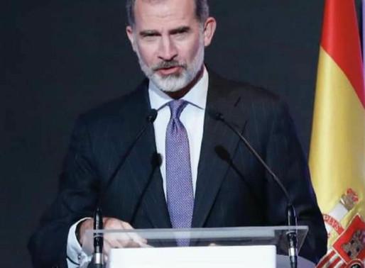 El Rey Felipe VI ha inaugurado el XXIII Congreso Nacional de la Empresa Familiar.