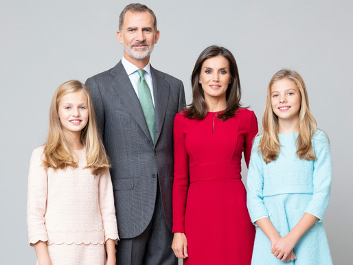 Los Reyes, la Princesa Leonor y la Infanta Sofía presidirán el 12-0 un Día de la Fiesta Nacional.