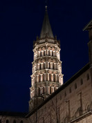 Cathédrale Saint Sernin - Toulouse