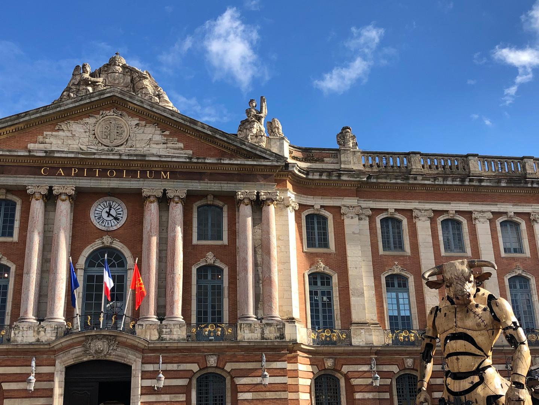 Place du Capitole - Hôtel de ville - Toulouse