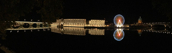 Quais de Garonne - Toulouse
