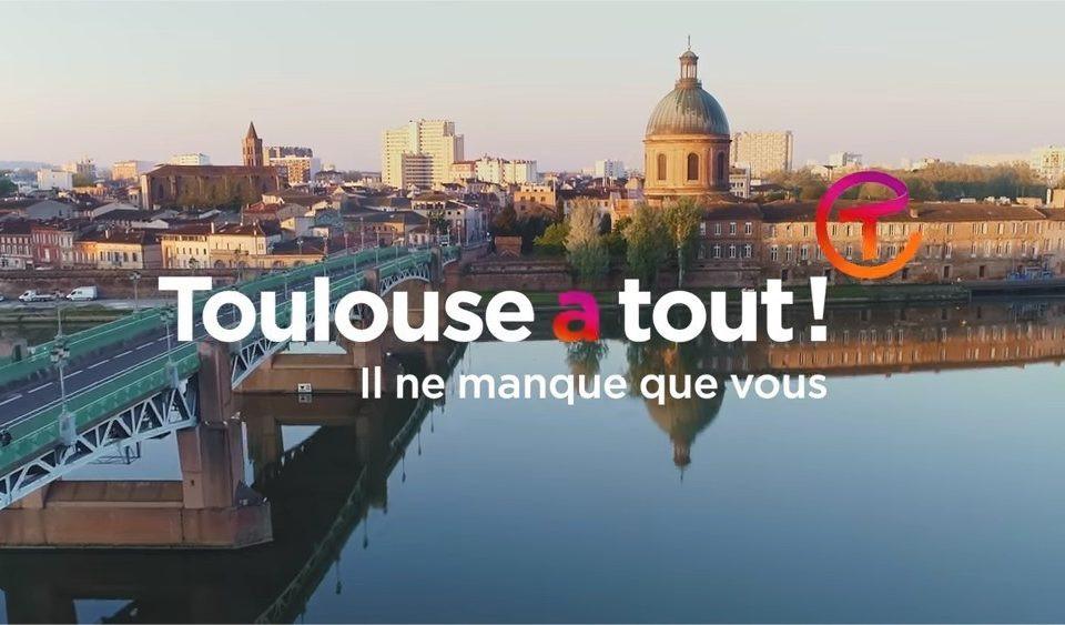 Toulouse n'attend plus que vous -  Office de Tourisme de Toulouse