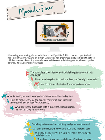 A Guide to Self-Publishing