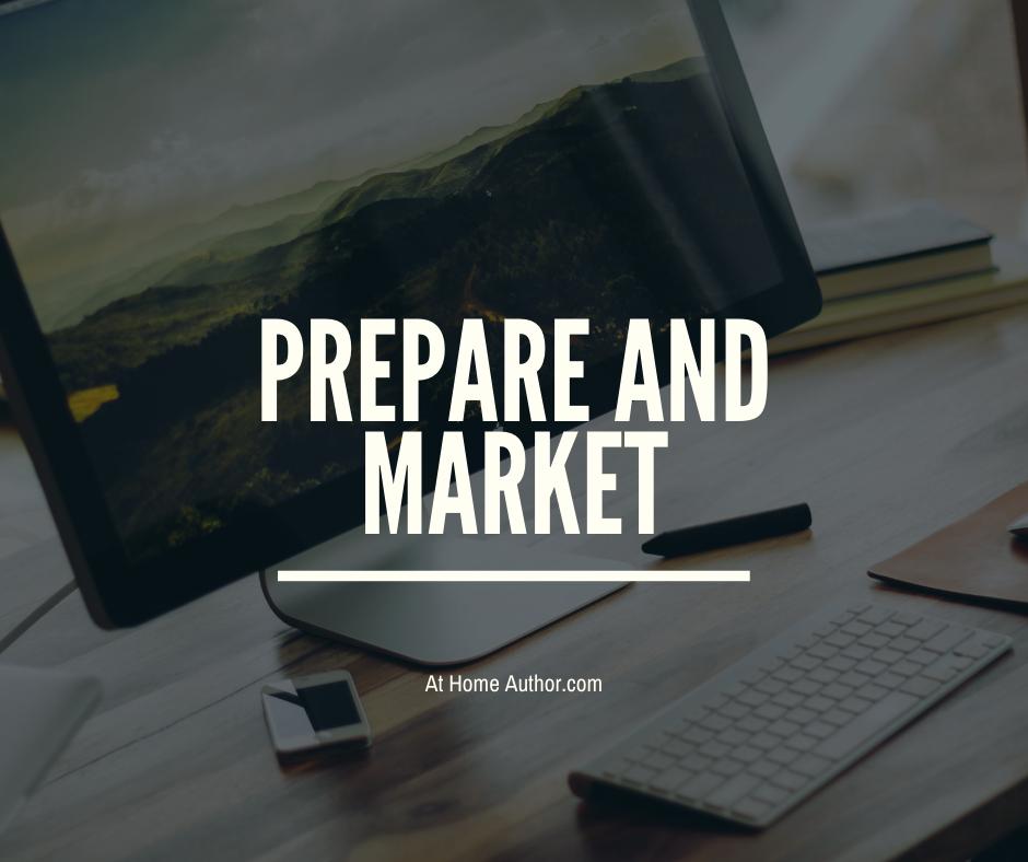Prep, Market, & Release Your Book