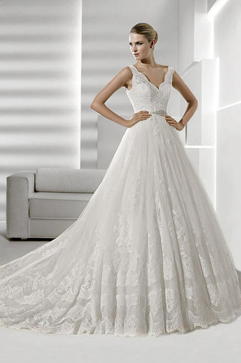 Princess Bridal Gown - Sigilo