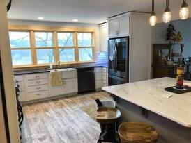 Kitchen remodel, seneca st marys axtell wamego havensville ks