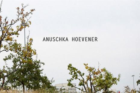 Anuschka Hoevener