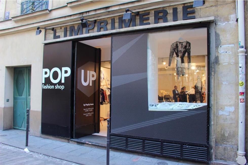 PopUp Fashion Shop